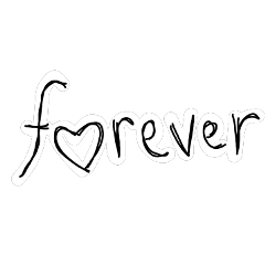 freetoedit exlipsegfx doodles text words phrases quote scribble scribbles overlay forever heart messy filler word quotes overlays fillers drawing white black aesthetic