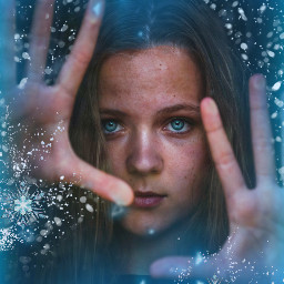freetoedit snow snowflake frozen blue photography photographyedits art winter winterbreak cold powers elsafrozen elsapowers blueeyes