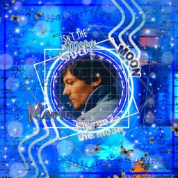 1d louistomlinson moon lougirl louistomlinsonedit louis_tomlinson louiswilliamtomlinson freetoedit