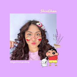 shinchan makeup freetoedit