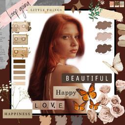freetoedit aesthetic vintage brownaesthetic
