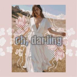 freetoedit aesthetic pastel soft softaesthetic darling cute kawaii pastelaesthetic flowers flower doodle white pink blush blue
