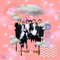 freetoedit bts army love jin namjoon suga jimin jungkookie jhoooooooooooooooooope taehyung