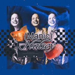 freetoedit halsey manic maniac aesthetic music art artist artistic artwork interesting grunge vintage grungeaesthetic singer cool manichalsey ashley