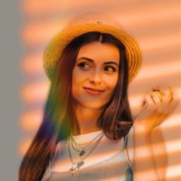 girl shadowmask prismeffect vacationmood shadoweffect freetoedit