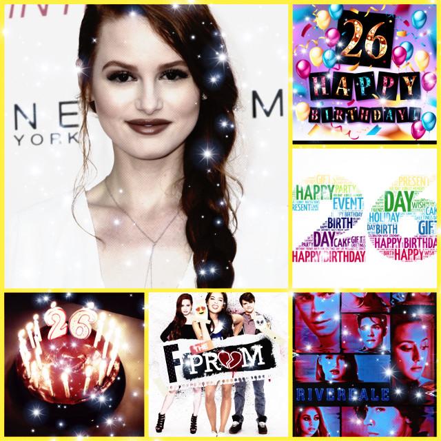 Happy 26th Birthday Madelanie Petsch 💛 #madelinepetsch #madelainepetschedit #madelainepetschedits #cherylblossom #riverdale #ftheprom #marrissa #actress #birthday #26 #moodboard