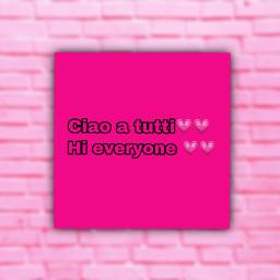 ciao hello hi disney pink disneyland disneylandparis disneyprincess princess freetoedit
