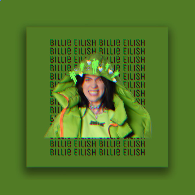 green green green green      .      .     .     #freetoedit #billie #billieeilish #eilishbillie #eilish #green #wherearetheavocados #whenweallfallasleepwheredowego #billieeilishedit #billieeilishfanart #freetoedit #remixit