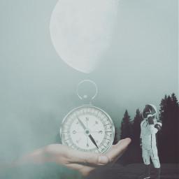 freetoedit direction alienworld mist fog astronaut