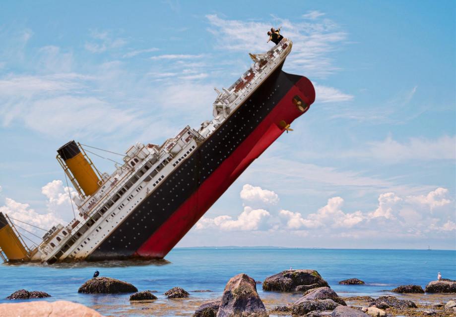 #titanic  #freetoedit