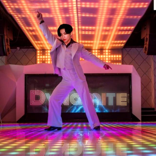 BTS Dynamite Jungkook Disco Edit 💙✨  Tags: #bts #kpop #picsart #night #party #jungkook  #freetoedit