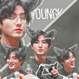 kangyounghyun youngk day6 younghyun youngkedit kpop krock kband kpopedit day6edit day6kpop day6youngk jypnation day6younghyun