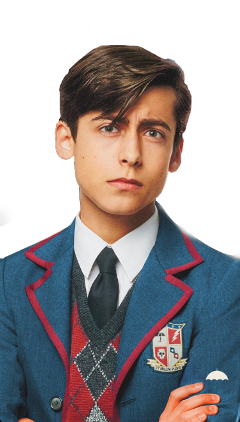 aidangallagher tua umbrellaacademy fivehargreeves nickelodeon netflix comic freetoedit