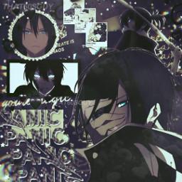 freetoedit noragami yatonoragami yatogami yatogod yatogodofcalamity godofcalamity anime anime_black