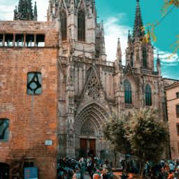 barcelona arquitecture españa picsart turismo