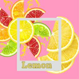 lemonade juice blacklivesmatter yellow green pink freetoedit save picsart