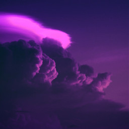 purple purpleclouds sky skies background backgrounds remixit freetoedit