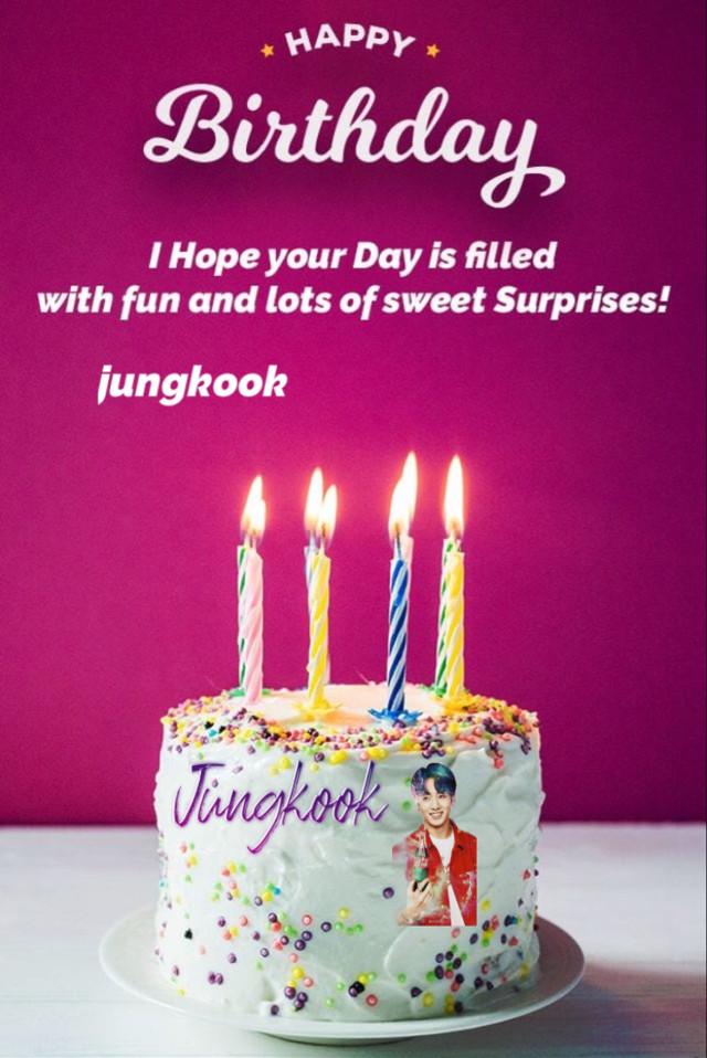 #freetoedit#jungkookbirthday