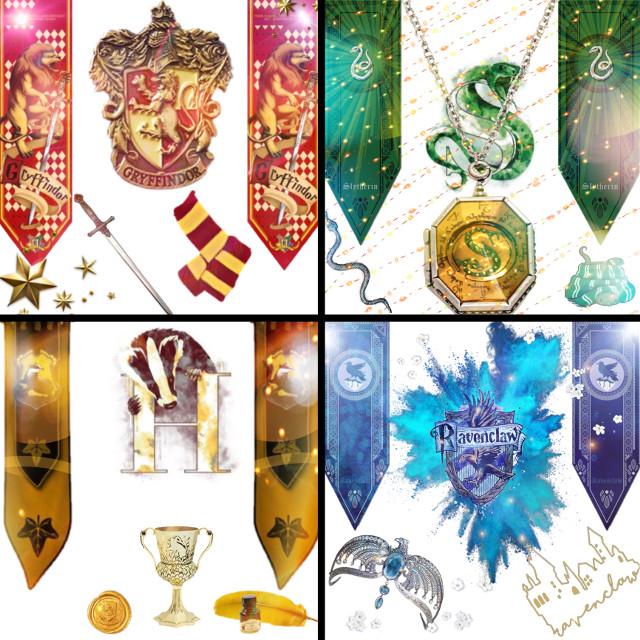 #hogwarts #hogwartsschoolofwitchcraftandwizardry #hogwartsismyhome #hogwartshouses #hogwartshouse #gryffindor #gryffindorpride #slytherin #slytherinpride #ravenclaw #ravenclawpride #hufflepuff #hufflepuffpride  #freetoedit