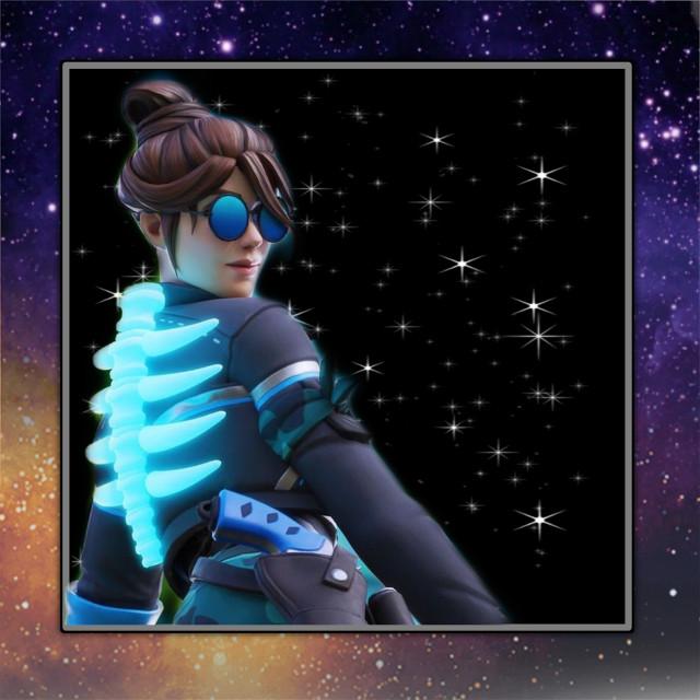 #freetoedit #fortnite #galaxy #stars #fortniteskin
