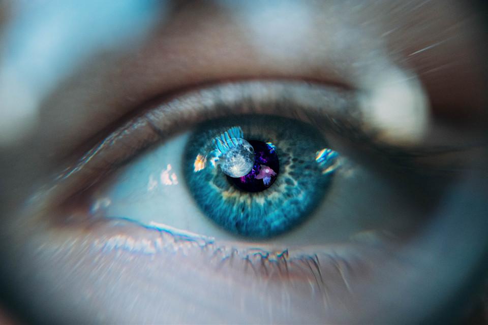 #eye #wolf #galaxy #unsplash #freetoedit