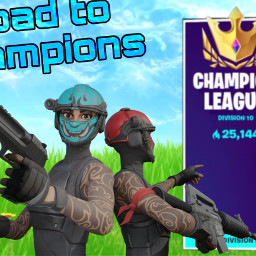 fortnite arena champions gaming thubnail freetoedit