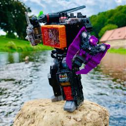 transformers soundblaster warforcybertron siege toyphotography outdoors