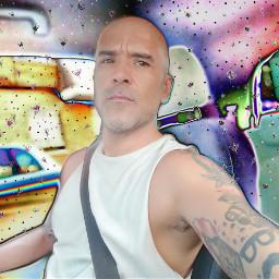 freetoedit love rikarxfin83 gayart gayguy beardman gayboy gay nudeart gaylovers 80 retro art flamingos selfie me bear gayguysofinstagram srcpastelflowers pastelflowers