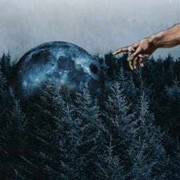 freetoedit 创世纪 forest forestremix moon