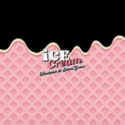 blackpink 블랙핑크 selenagomez 셀레나고메즈 icecream jisoo 지수 jennie 제니 rosé 로제 lisa 리사 newsingle d_1 20200828_12amest 20200828_1pmkst release yg