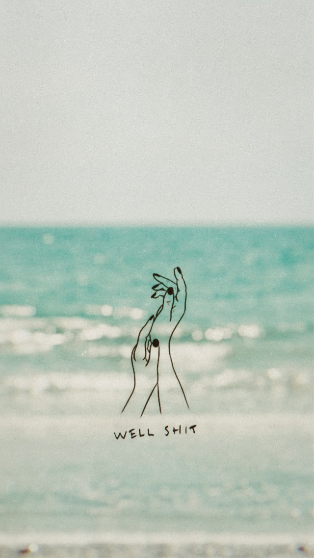 🌊 #wallpaper #wallpapers #wallpaperedit #aesthetic #aestheticphotos #aesthetically #aestheticedit #papicks #createfromhome #stayinspired #picoftheday #picsart #myedit #madewithpicsart #sea #water #ocean #beach #summer #shit #well #love #hands #holdhands #cute