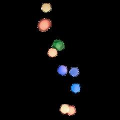 freetoedit lights glitter colorful decoration light
