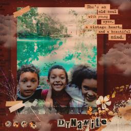 myangels love kids children happy smiles lake spring summer