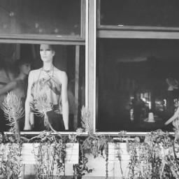 mannequin window blackandwhite blackandwhitephotography bnw bnwphotography