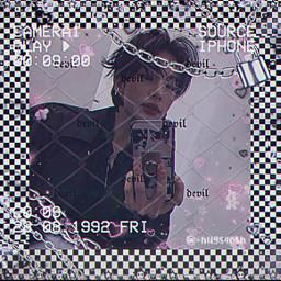 hwanghyunjin hyunjin hyunjinedit straykids straykidsedit kpop kpopedit aesthetic kpopaesthetic cybergoth cybergothaesthetic