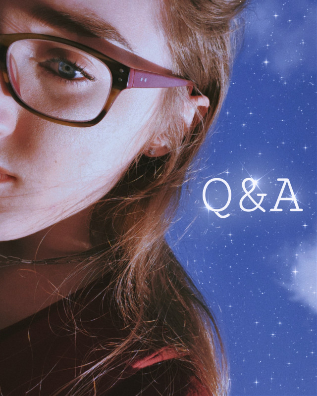 to celebrate comments turned back on, i've decided to run a q&a!🎉 i've always wanted to do one but never had the chance❤ ask me anything - personal life, tips on editing, etc😊😘 • • • • #picsart #galaxy #q&a #questionandanswer #masterstoryteller #vip #1970 #me #selfie #sky
