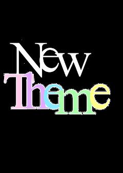 newtheme spacer rainbow pastel edithelp freetoedit
