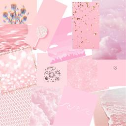 pinkaestheticbackground