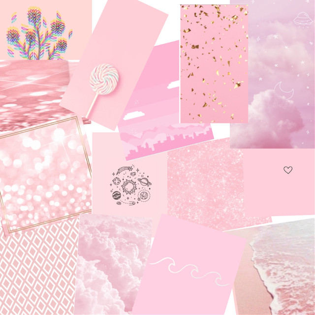 #pinkaestheticbackground