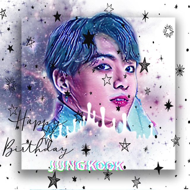 Jungkook birthday