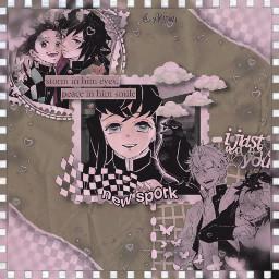 demonslayer kimetsunoyaiba demonslayeredit aesthetic anime animeedit freetoedit