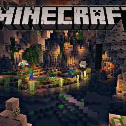 minecraft minerals minecraftbackground minecraftart freetoedit