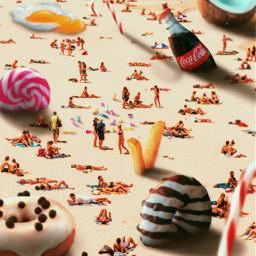 ecgiantfood giantfood myedit madewithpicsart beach