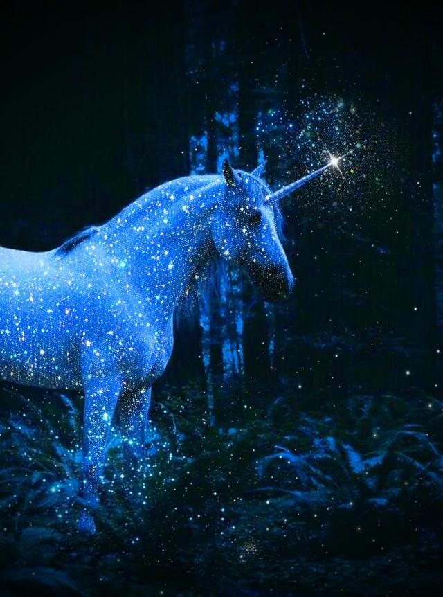 Glitter unicorn 💙💫 💙 #glitter #blue #unicorn #aesthetic #aestheticedit #aesthetics #aesthetictumblr #aestheticblue #magic #freetoedit #shine #shinee #sparkle #sparkles #animal #blueglitter #papicks #picsart  💙 @picsart
