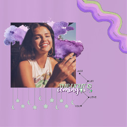 fu fy fyp foryou foru forupage foryoupage foryourpage recommend recommended freetoedit aesthetic selenagomez disneychannel purple famous star tumblr