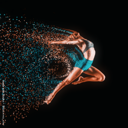 freetoedit dispersion dispersiontool effect dance unsplash rcdispersioneffect dispersioneffect
