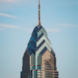 freetoedit skyline philly philadelphia minimalism architecture photography