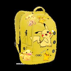 рюкзак желтое пикачу пикачурюкзак freetoedit