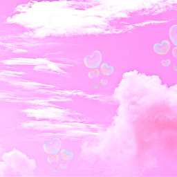 curvestool cottoncandysky cottoncandyclouds myoriginalphoto skylover pink freetoedit