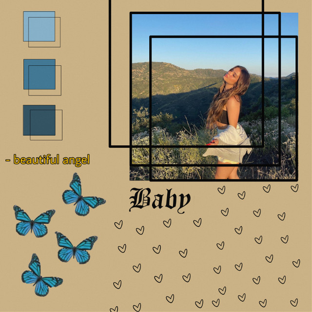 If you save and remix my post and I might like your photos! :)  #replay #edit #addisonrae #addison #sunset #sunkissed #aesthetic #baby #blueaesthetic #yellowaesthetic #beautiful #model #tiktok #butterflies #picsart #bluebutterfly #beautifulangel #hearts #frame #pretty #replays #edits #addisonraeedit #tryit #save